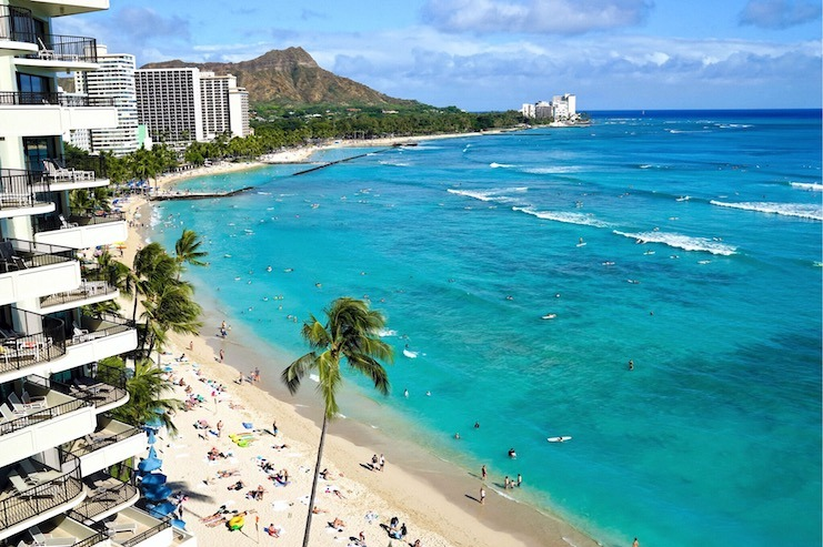Transition To Outrigger Hospitality