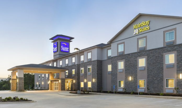 Dual-brand Sleep Inn and MainStay Suites