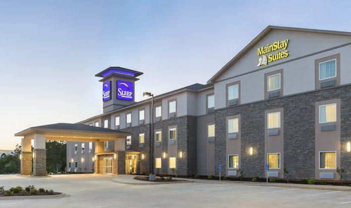 Dual-brand Sleep Inn and MainStay Suites
