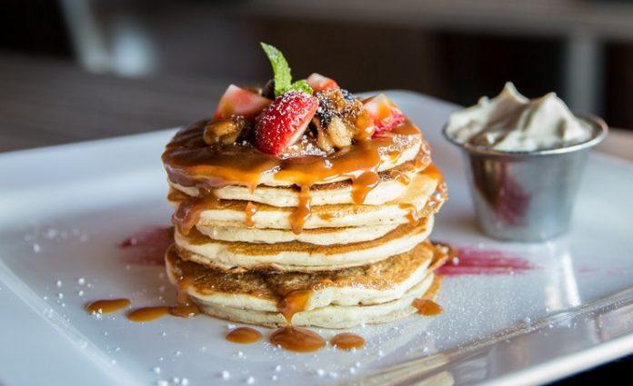 Pancakes - breakfast