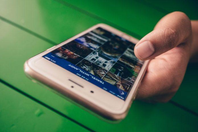 Social Media Instagram Influencer