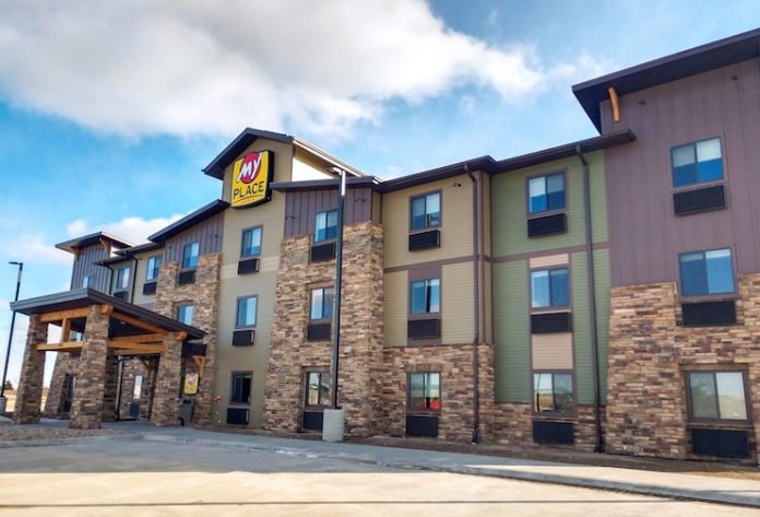 My Place Hotel, Hastings, Nebraska