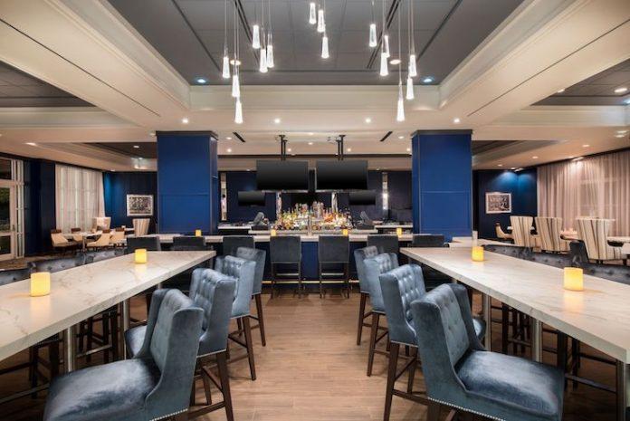 No Name Lounge at Hilton University of Florida Conference Center