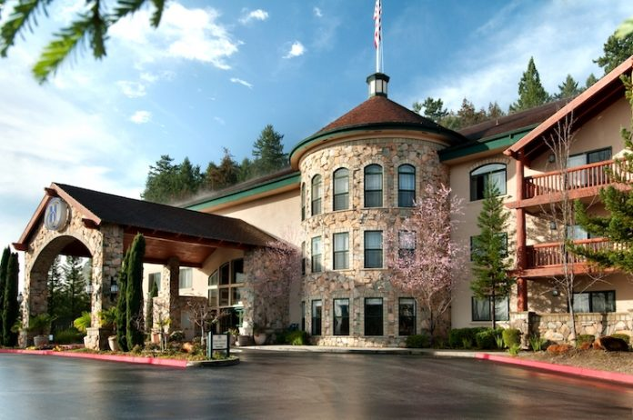Hilton Santa Cruz/Scotts Valley in California