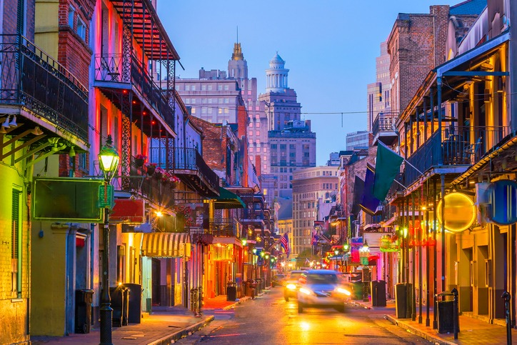 New Orleans Hotels >> New Orleans Hotels Increased Occupancy And Revpar In January