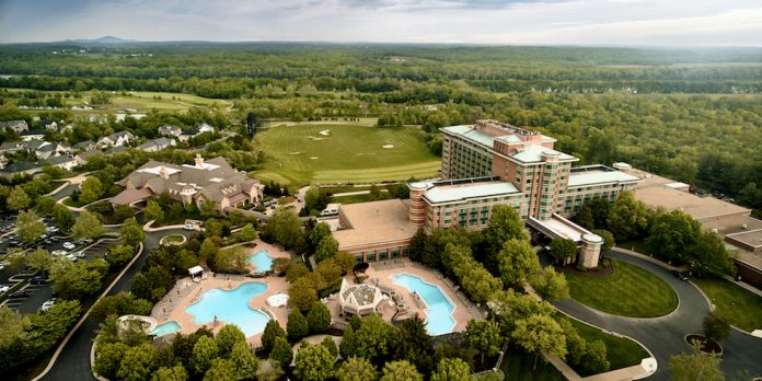 Lansdowne Resort and Spa (Credit: Matthew Flowers Photography)