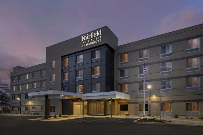 Fairfield Inn & Suites by Marriott Denver Tech Center North
