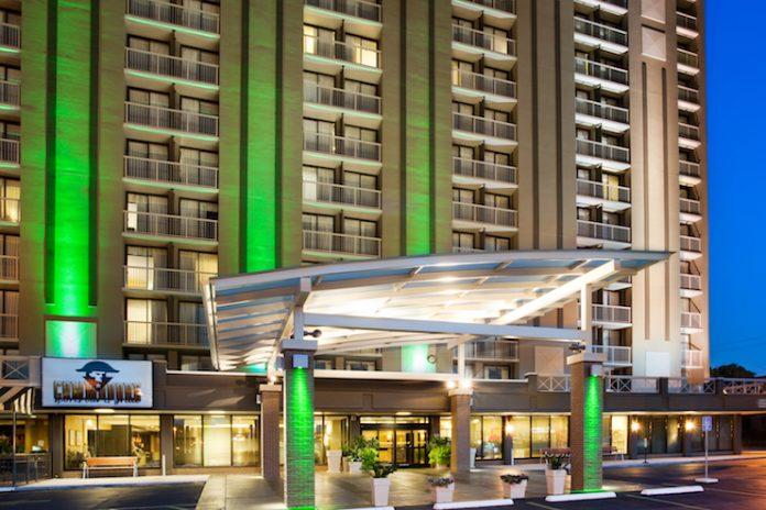 Holiday Inn Nashville Vanderbilt (Photo Credit: IHG)