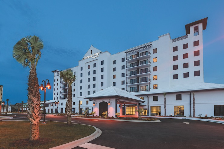 SpringHill Suites by Marriott Navarre Beach, Navarre, Fla.