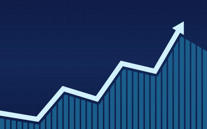 Data Visualization, record growth