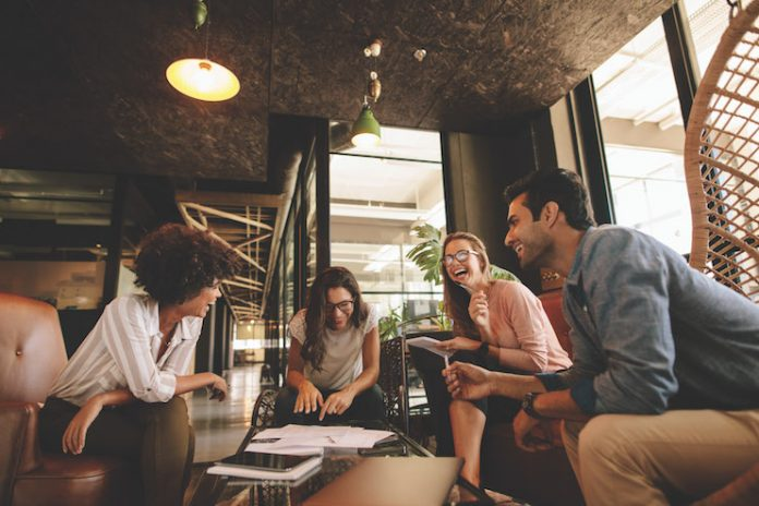 Healthy workplace, company culture