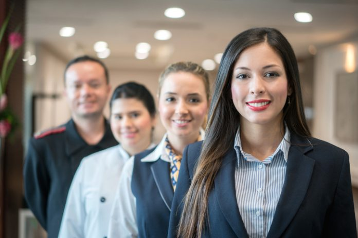 Hotel career development