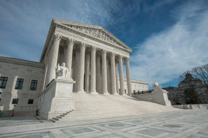 United States Supreme Court in Washington DC
