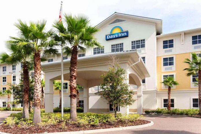 Days Inn by Wyndham is among the hotels offering DoorDash delivery services
