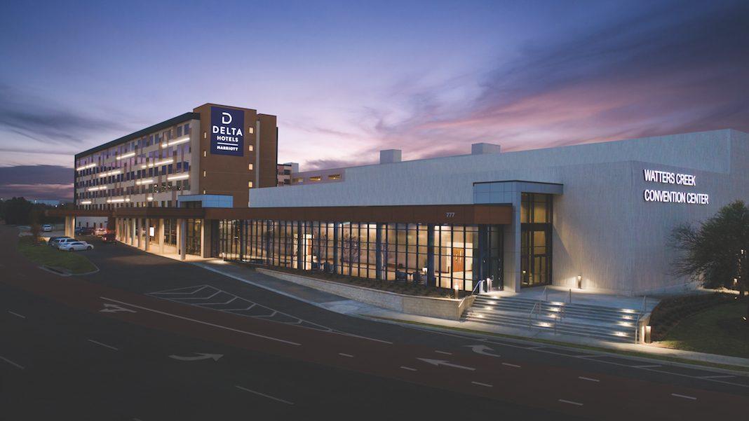 Delta Hotels Dallas Allen and Watters Creek Convention Center - bleisure traveler
