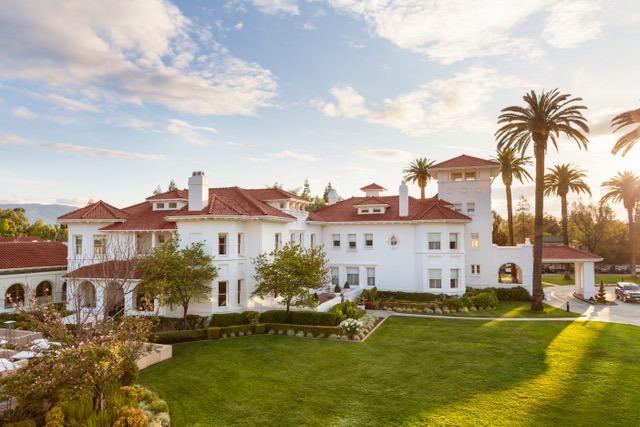 Hayes Mansion — Interstate Hotels & Resorts