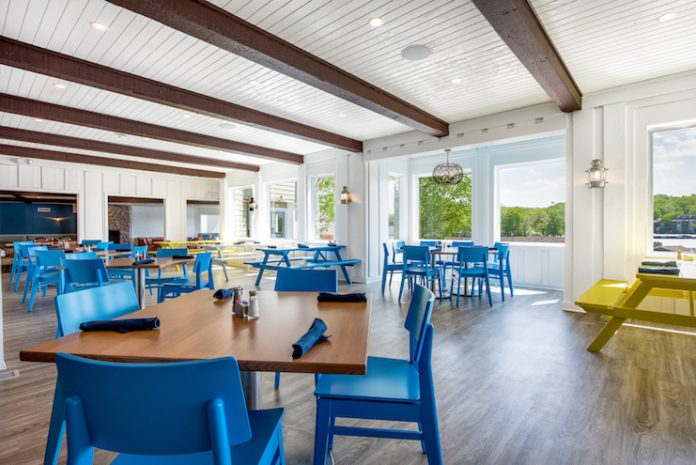 JB's Boathouse Grill at Margaritaville Lake Resort