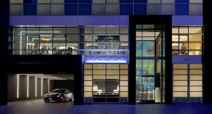 Kimpton Hotel Wilshire (Photo credit: Robert Miller)