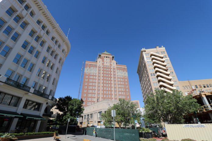 The Plaza El Paso