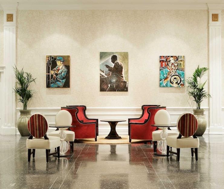 The Roosevelt Waldorf Astoria New Orleans