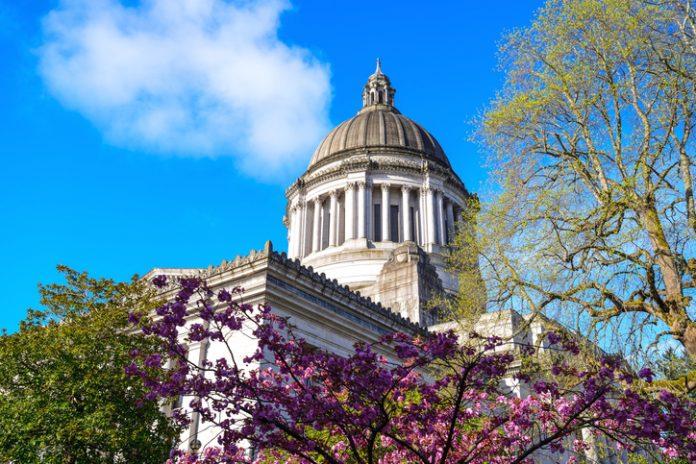 Washington State Capital Building