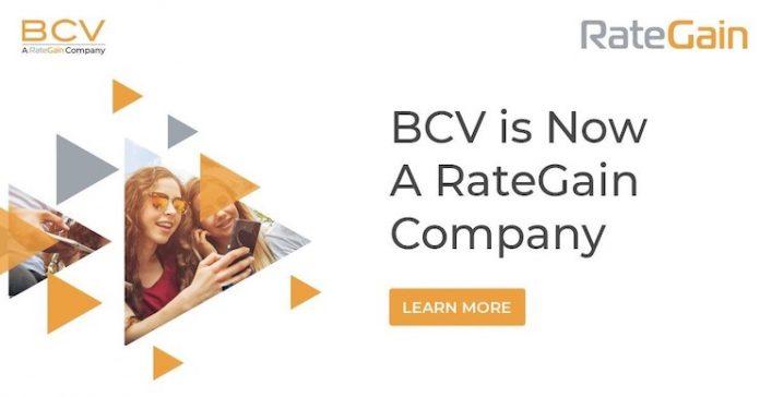 RateGain Acquires BCV