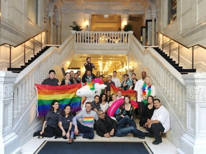Kimpton celebrates Chicago Pride in 2018