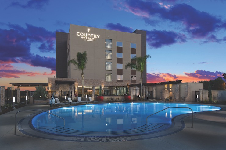 Country Inn and Suites by Radisson Anaheim