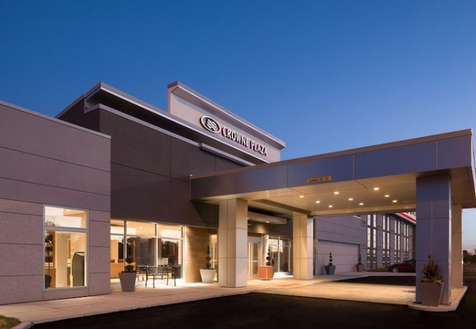 Crowne Plaza Chicago SW Burr Ridge, now managed by Maverick Hotels