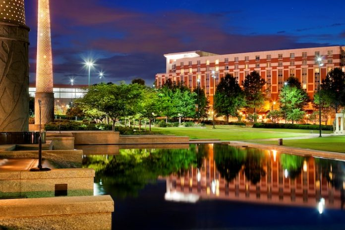 Embassy Suites Centennial Park in Atlanta