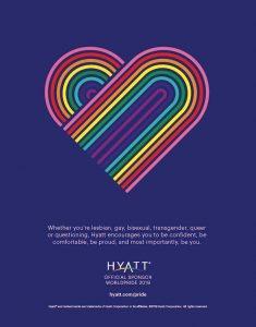 Hyatt Heart Poster
