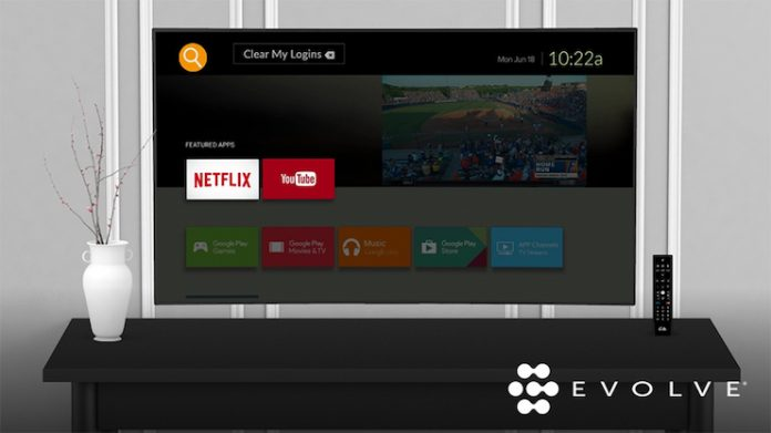 Netflix on EVOLVE