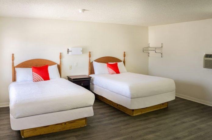 OYO Hotels in Killeen, Texas (Source: OYO Hotels & Homes)