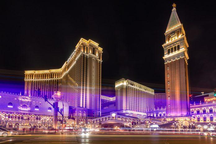 Oyo Hotel Opens in Las Vegas