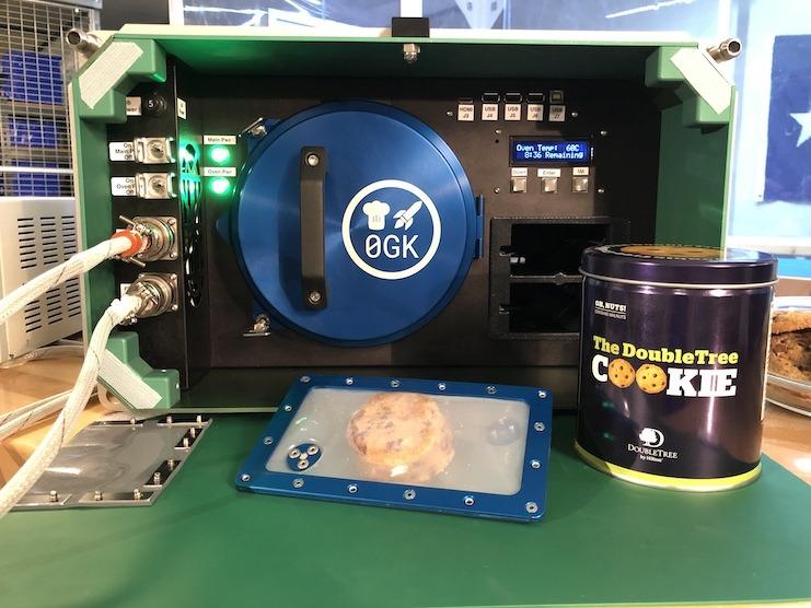 Zero G Kitchen Space Oven