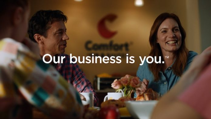 'Our Business Is You' Advertising Campaign