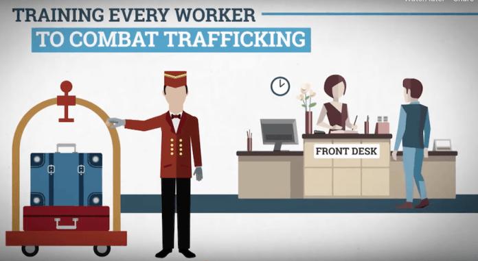 AHLA Human Trafficking PSA