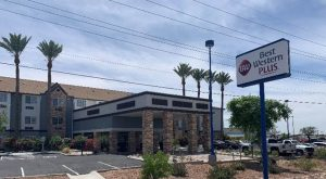 Best Western Plus Yuma Foothills Inn and Suites