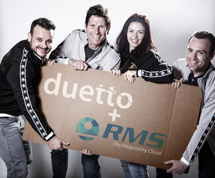 Duetto and RMS Cloud
