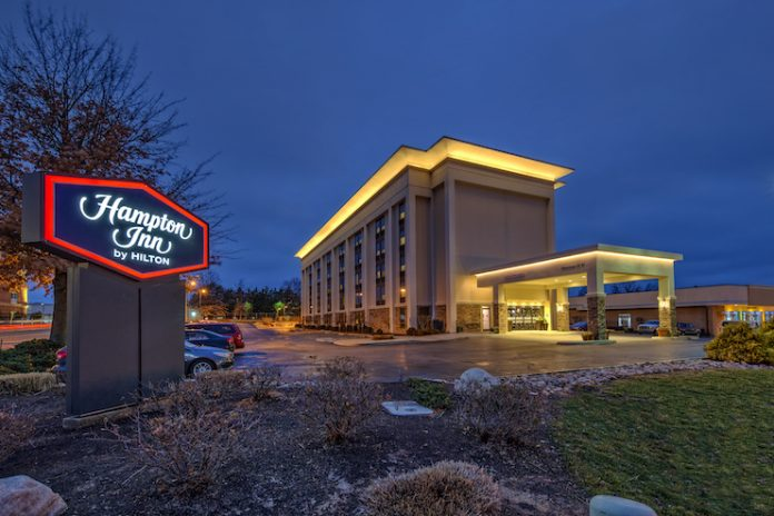 Hampton Inn Charlottesville - Mumford Company