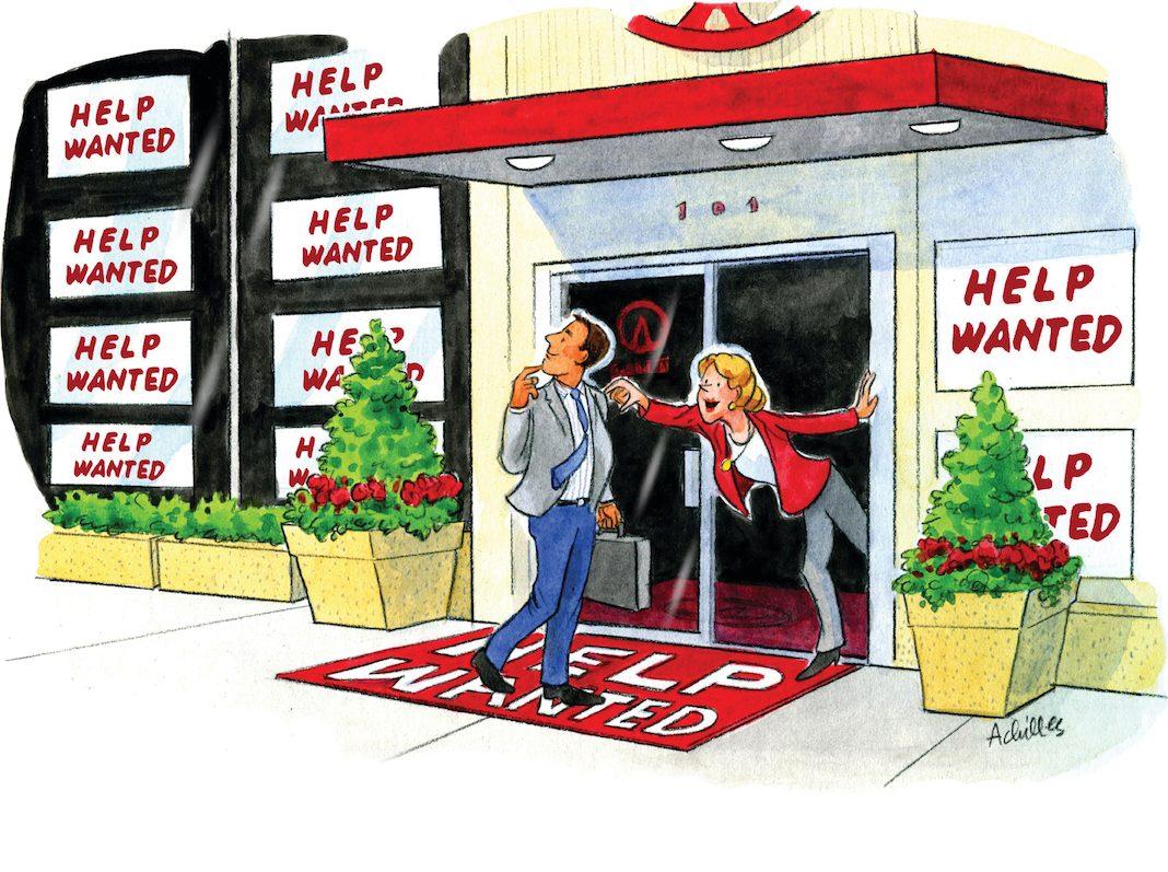 Skills shortage - hospitality labor