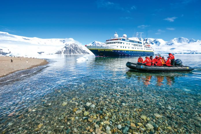 World of Hyatt collaborates with Lindblad Expeditions.