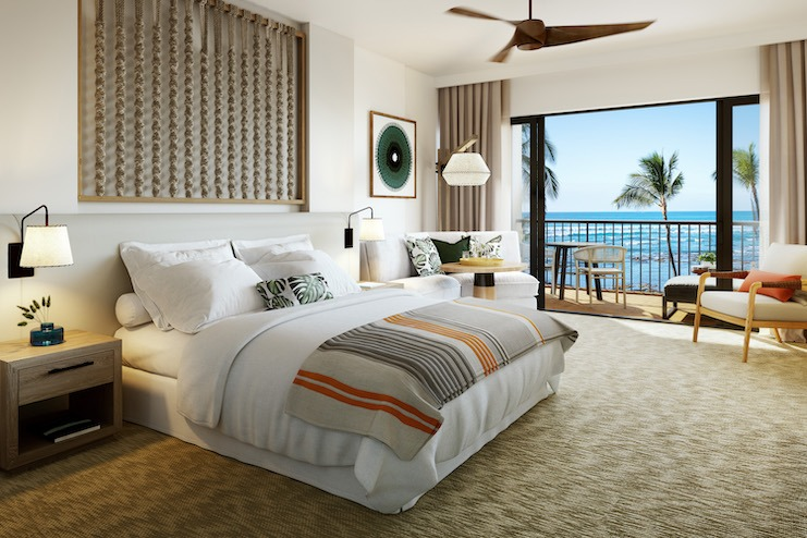 Mauna Lani guestroom (Image by Steelblue)