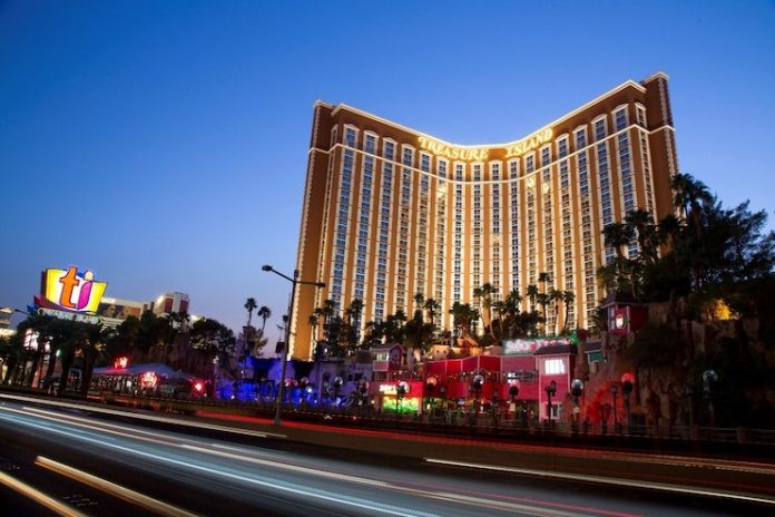 Treasure Island—TI Hotel & Casino