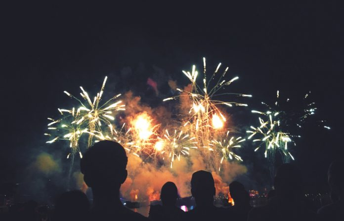 Fireworks - Independence Day
