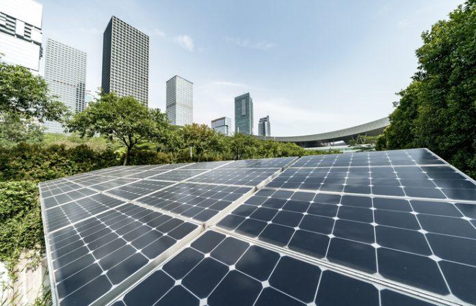 Solar power - sustainability goals