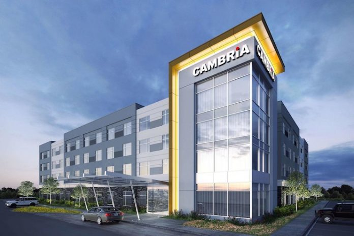 Cambria Hotel Bettendorf-Quad Cities