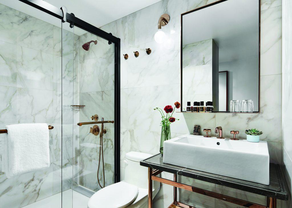 Hotel Hendricks Bathroom