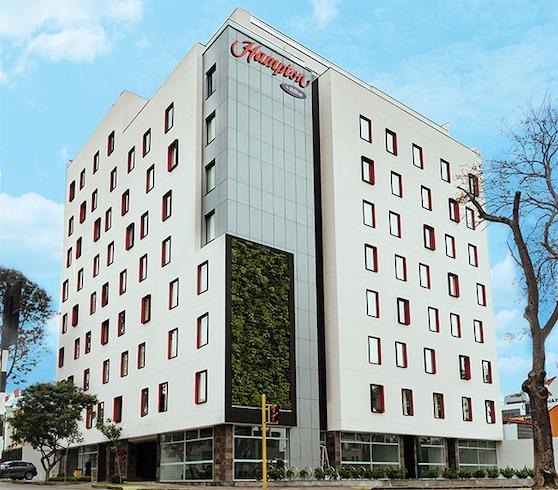 Hampton by Hilton Expansion