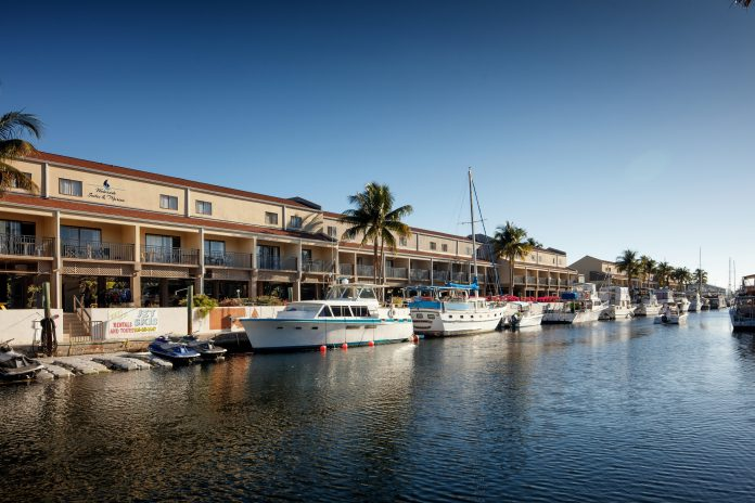 Pacifica Host Hotels - Waterside Suites and Marina Completed Full Hotel Renovation